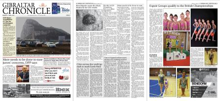 Gibraltar Chronicle – 01 April 2019