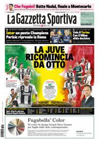 La Gazzetta dello Sport Roma – 21 aprile 2019