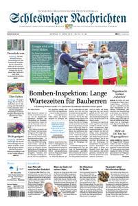 Schleswiger Nachrichten - 11. März 2019