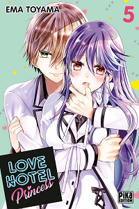 Love Hotel Princess - Tome 5