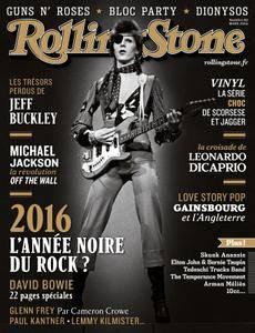 Rolling Stone France - mars 2016
