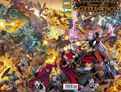 Universo Marvel: La Guerra de los Reinos 1