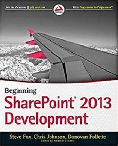 Beginning SharePoint 2013 Development [Repost]