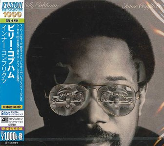 Billy Cobham - Inner Conflicts (1978) {2014 Japan Fusion Best Collection 1000 Series WPCR-28147}