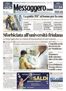 Il Messaggero Veneto Gorizia - 4 Gennaio 2017