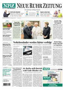 NRZ Neue Ruhr Zeitung Essen-Postausgabe - 10. Oktober 2017