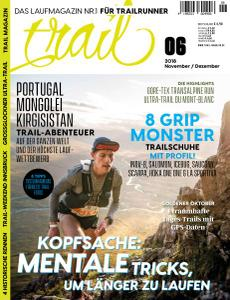 Trail Magazin - November-Dezember 2018