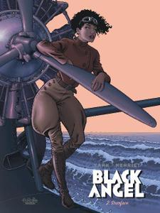 Europe Comics-Black Angel Vol 2 Scarface HYBRiD COMiC eBook