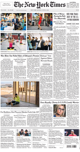 The New York Times – 21 June 2021