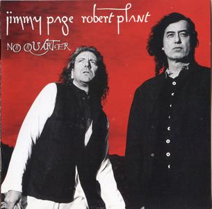 Jimmy Page &  Robert Plant - No Quarter (1994) [Atlantic R2-75695, USA, Remastered]