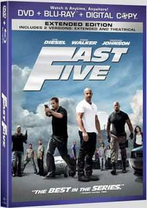 Fast Five (2011) [REMASTERED]