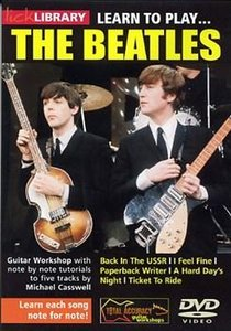 Learn To Play The Beatles: Volume 1-2 [repost]