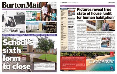 Burton Mail – September 11, 2019