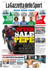 La Gazzetta dello Sport Sicilia – 07 giugno 2019