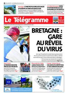 Le Télégramme Ouest Cornouaille – 16 juillet 2020