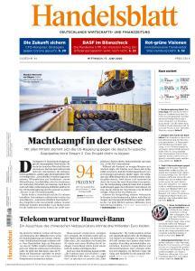 Handelsblatt - 17 Juni 2020