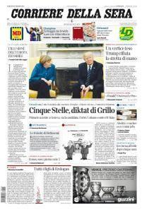 Corriere della Sera - 18 Marzo 2017