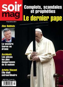 Le Soir Magazine - 29 octobre 2021