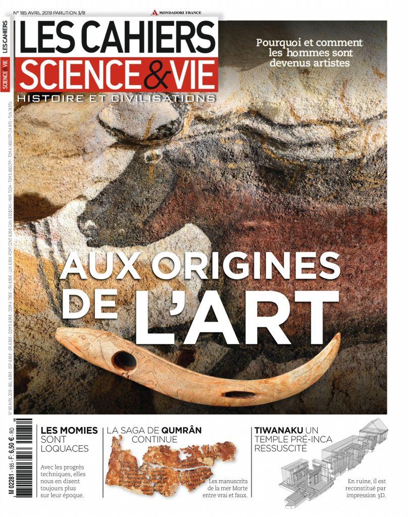 Les Cahiers de Science & Vie - avril 2019