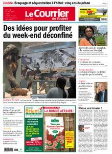 Le Courrier de l'Ouest Angers – 22 mai 2021