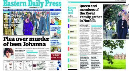 Eastern Daily Press – December 22, 2017