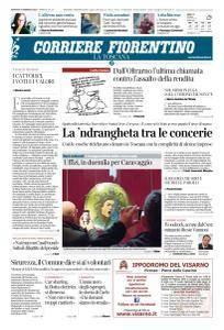 Corriere Fiorentino La Toscana - 20 Febbraio 2018