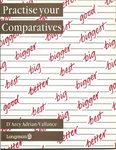 Practise Your Comparatives (repost)