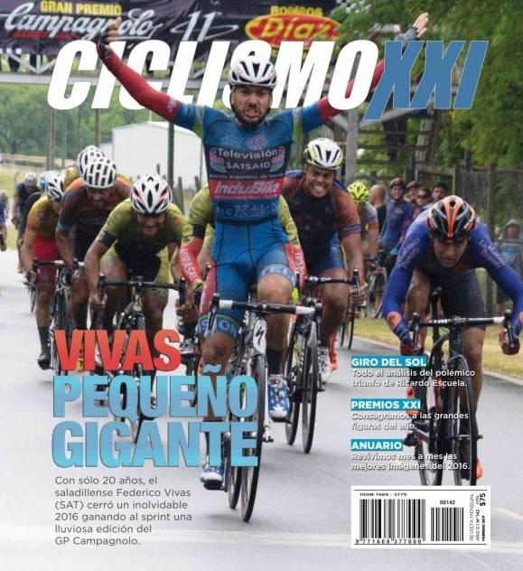 Ciclismo XXI - Febrero 2017