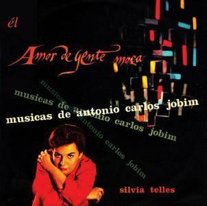 Sylvia Telles - Amor de Gente Moca, Musicas de Antonio Carlos Jobim (2016) {El-Cherry Red Records rec 1959)