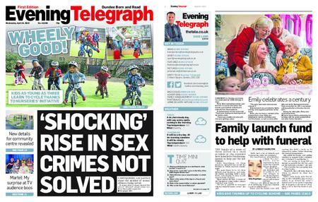 Evening Telegraph First Edition – April 24, 2019