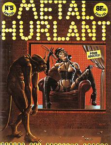 Métal Hurlant - Tome 5