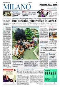 Corriere della Sera Milano – 08 giugno 2019