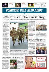 Corriere dell'Alto Adige - 14 Agosto 2018