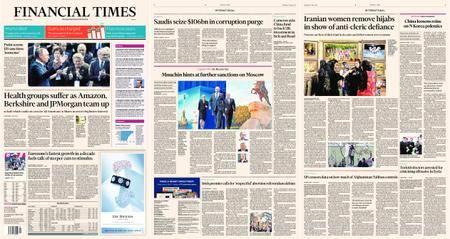 Financial Times Europe – 31 January 2018