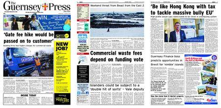 The Guernsey Press – 14 March 2018
