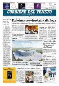 Corriere del Veneto Venezia e Mestre - 25 Luglio 2018