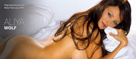 Refresh: Aliya Wolf - Playboy Playmate, Miss February 2004
