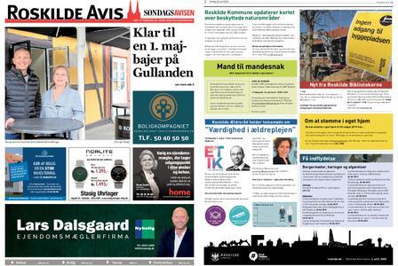 Roskilde Avis Søndagsavisen – 25. april 2019