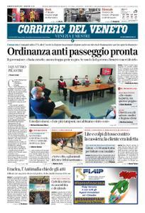 Corriere del Veneto Venezia e Mestre – 20 marzo 2020