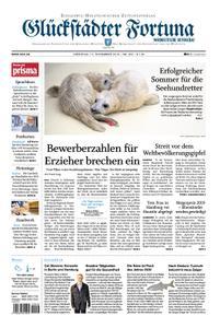 Glückstädter Fortuna - 12. November 2019