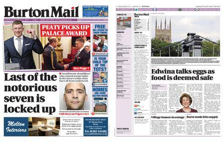Burton Mail – October 12, 2017