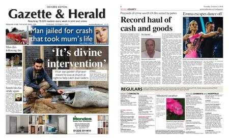 Gazette & Herald – October 03, 2019