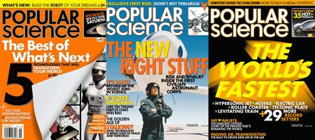 Popular Science Jan 2004-Aug 2005 [REPOST]