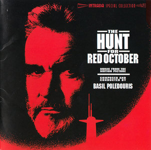 Basil Poledouris - The Hunt for Red October: Music From The Motion Picture (1990) Expanded Remastered Edition 2013 [Re-Up]