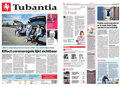 Tubantia - Hengelo – 14 april 2020