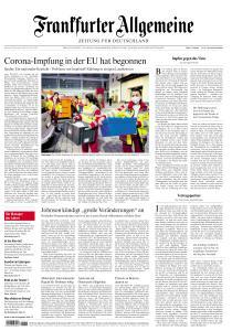 Frankfurter Allgemeine Zeitung - 28 Dezember 2020
