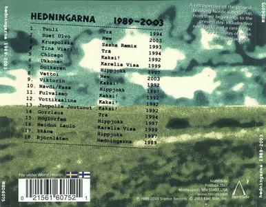 Hedningarna - 1989-2003 (2003)