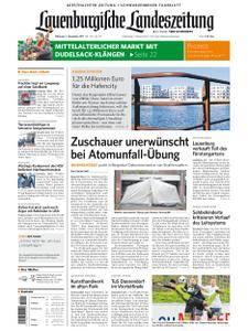Lauenburgische Landeszeitung - 01. November 2017
