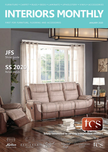 Interiors Monthly - January 2020