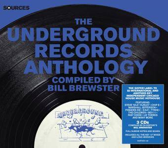 V.A - Sources - The Underground Records Anthology (Compiled by Bill Brewster) (2015)